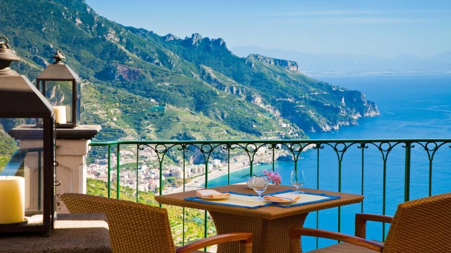 Beautiful Terrazza Sul Mare Vieste Images - Design Trends 2017 ...